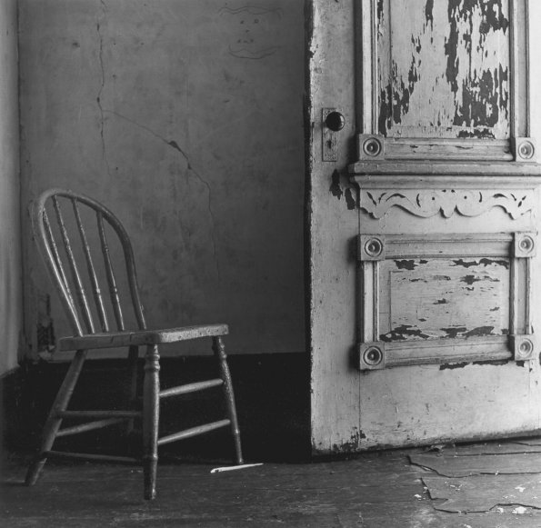 Chair & Door-Elmwood, 1974