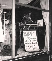 Store Window Display, Poletown, 1980