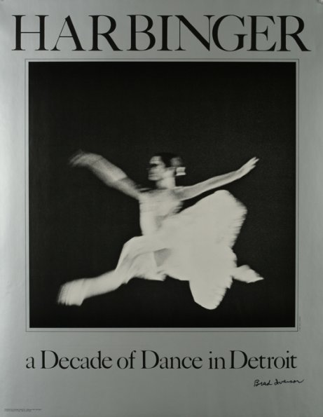 Harbinger:  A Decade of Dance in Detroit    1981