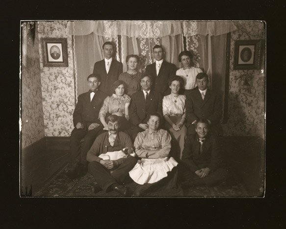 Hotter Family           ca. 1914